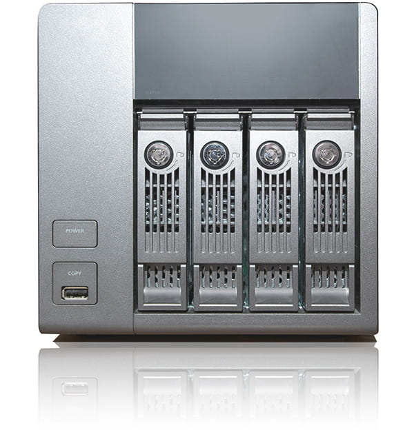NAS デバイスイメージ