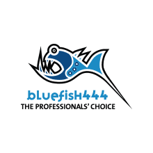 ロゴ: Bluefish 444