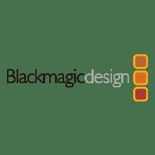 ロゴ: Blackmagic Design