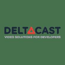 ロゴ: Deltacast